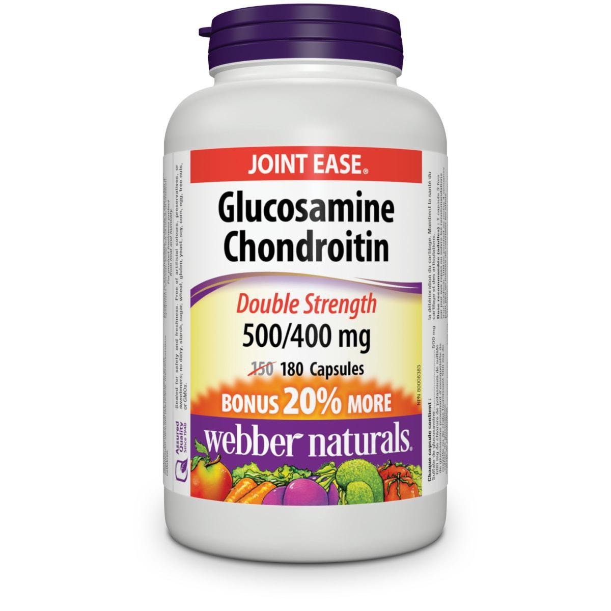 Vegetáriánus glükozamin és MSM , 500 mg, 120 Vegetáriánus kapszula