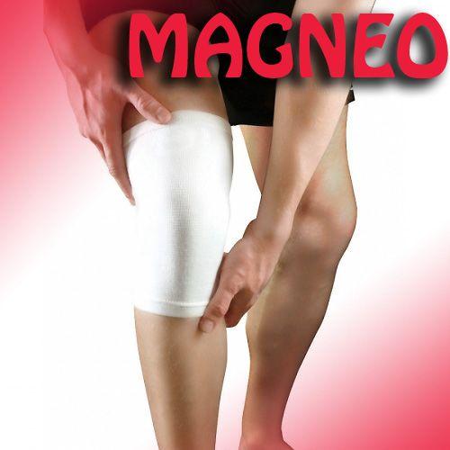 a térd mágneses kezelése