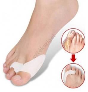 ízület a középső lábujj fáj