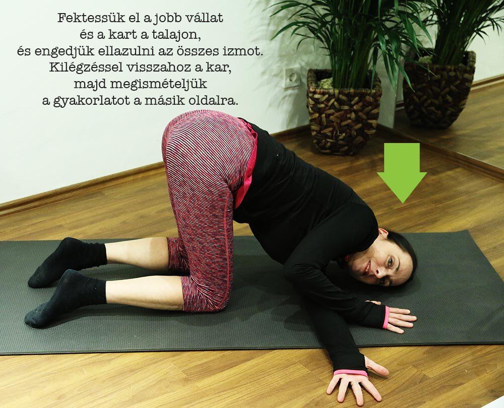 Gyógytorna derékra - derékfájás elleni torna - derékfájdalom kezelése