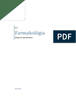 kötőszöveti betegségek farmakológia