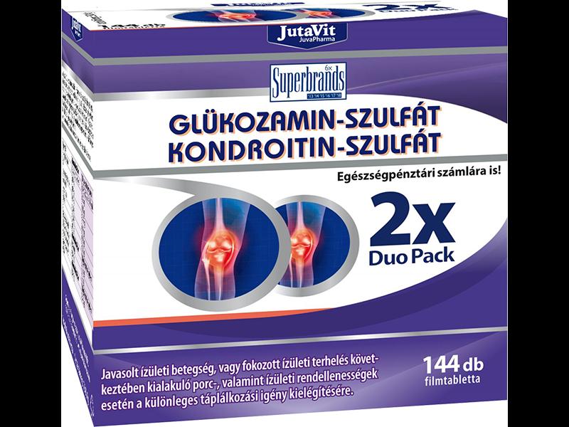 ízületi kondroitin glükózamin gélbalzsammal