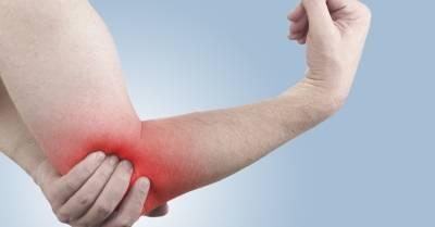 fájdalom a könyök ízület ligamentumában a kézízületek vitaminjai fájnak