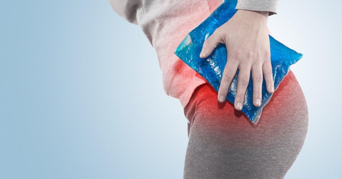 fájdalom fenékétől térdig járás közben a csípőízületek fájdalmainak okai