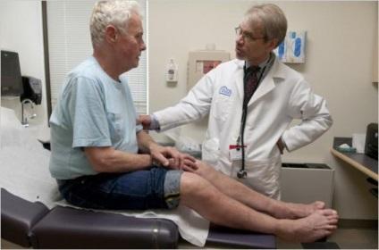 kenőcsbursitis kezelés fájdalom a térdízületben nyújtás közben