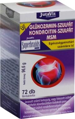 A külföldi Dona mg és a magyar Jutavit glükozamin ára - Magyar termék=magyar munkahely!
