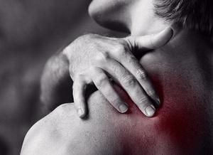 Fájó fájdalom a jobb karon és a lábon
