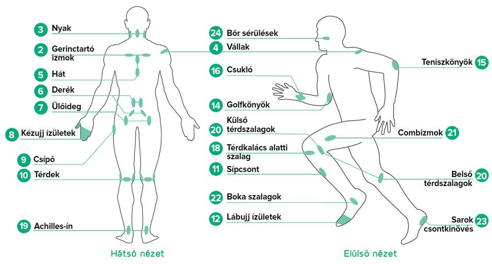 a lábízületek fáj, mit kell elfogadni ízületi fájdalom egérrel való munka közben