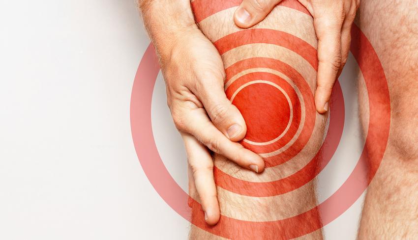 fájdalom süt a boka ízületében térdízület kezelésének tünetei