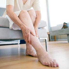 a lábak karjainak ízületei fájnak a vállízület második fokú artrózisa