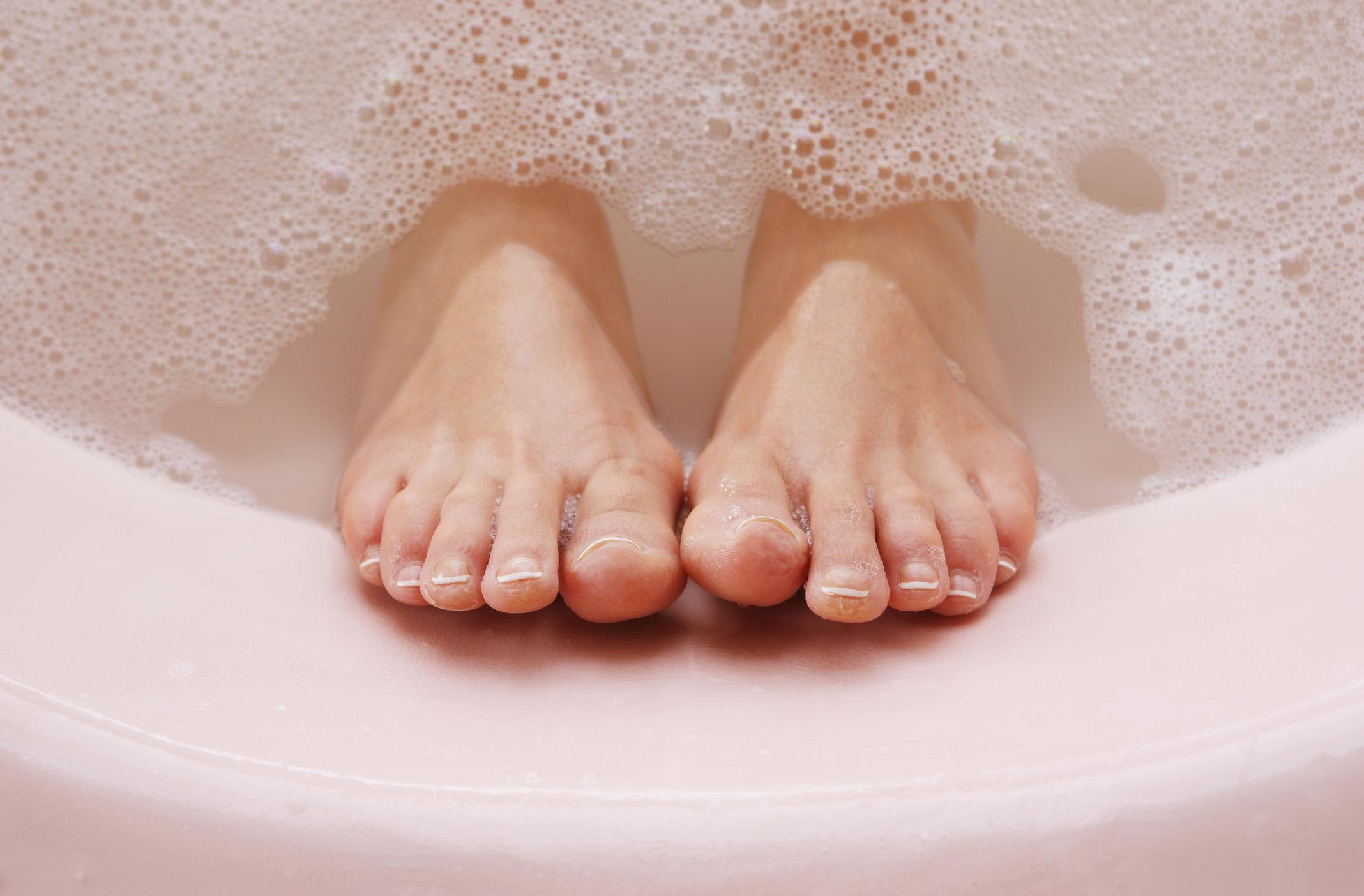 ízületi fájdalom fürdő után