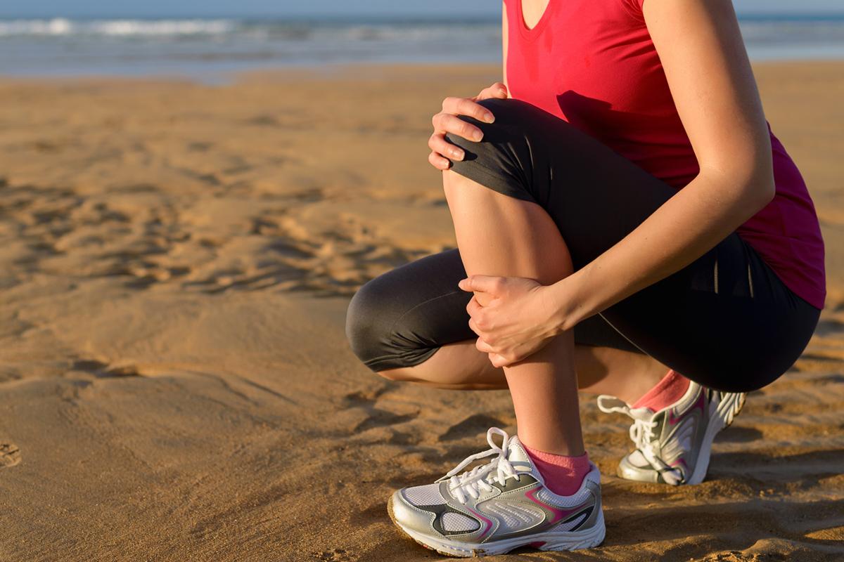 boka fájdalom futás után