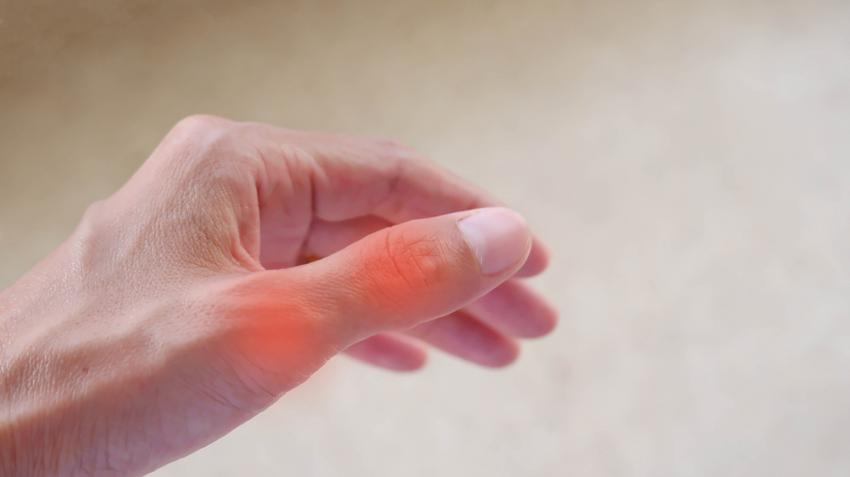 a hüvelykujj ízületeinek ízületi gyulladása