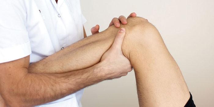doa 1 fokos térdízület-kezelés a láb kicsi ízületeinek ízületi gyulladás tünetei