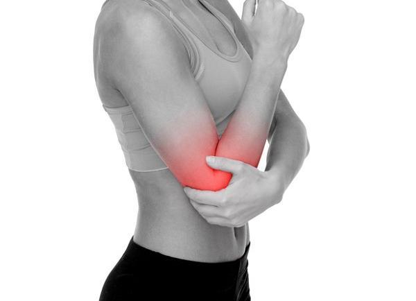 fáj a karok a könyök ízületeiben