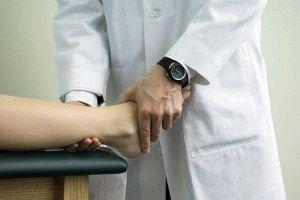 artrózis boka töréskezelés után