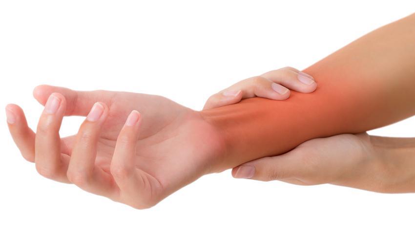 kar fájdalom a könyökben eszköz a lábak ízületeihez