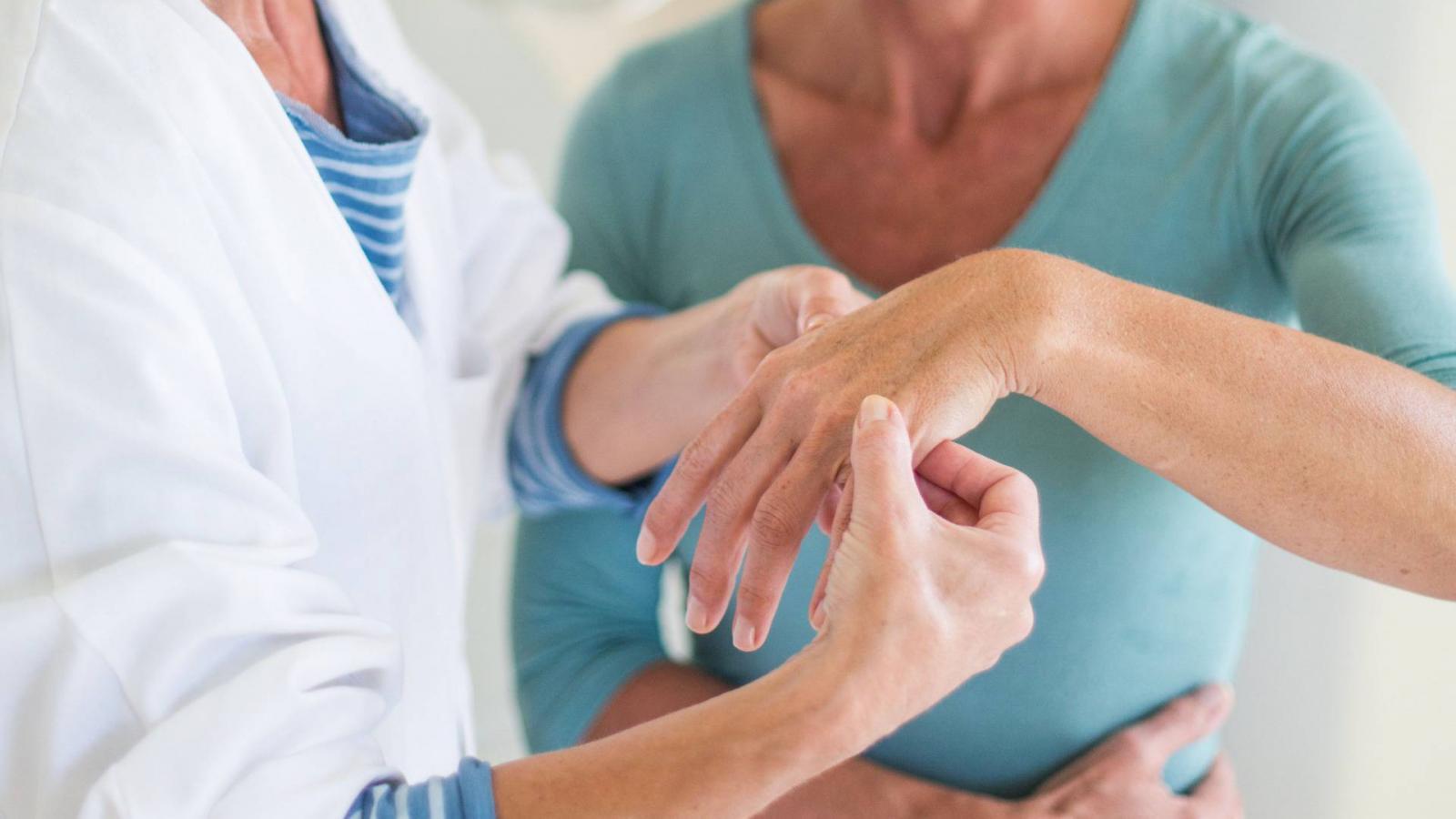 ízületek állatorvosi kezelése a térd artritiszének utolsó stádiuma