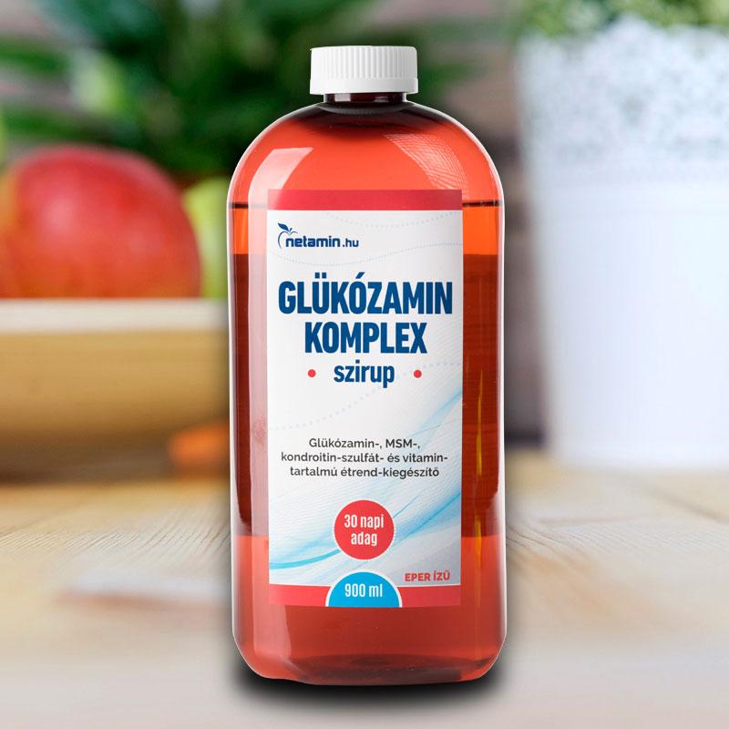 glükozamin és chondroitin ár gyógyszerész