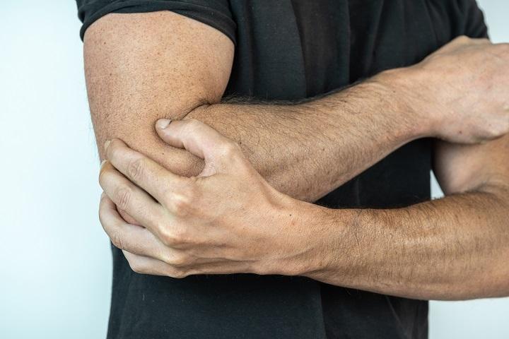 fájdalomtörés a lábízületben
