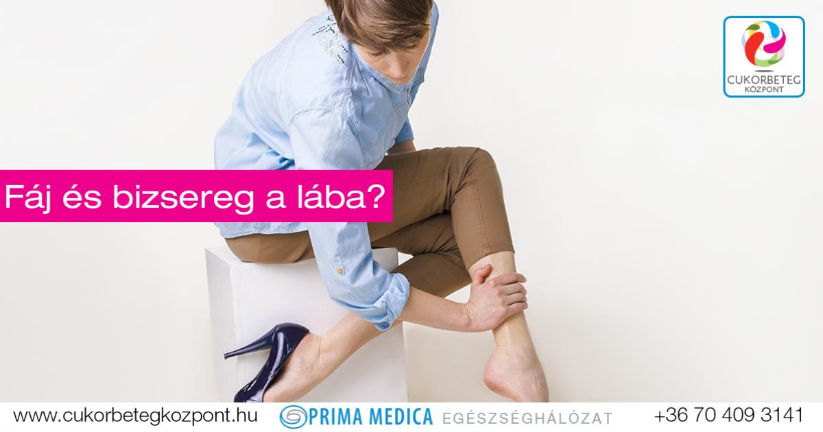 mit kell tenni, amikor a lábízület fáj