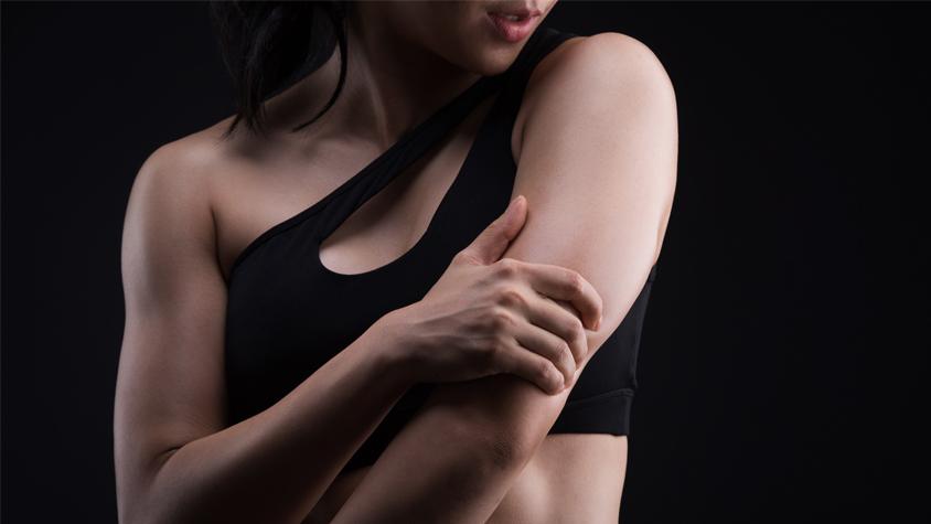hirtelen éles fájdalom a csípőízületben
