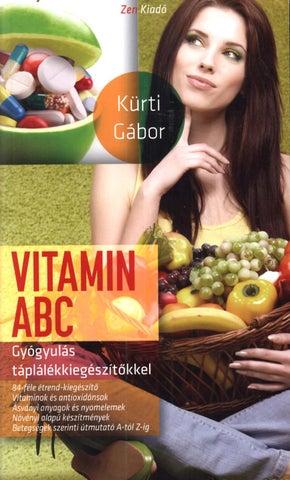 együttes kezelés vitaminokkal csípőízületek fájdalom torna